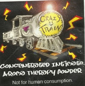 Concentrated Crazy Train Bath Salts For Sale